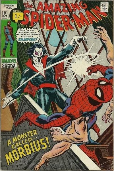 Amazing Spider-Man (1963) 101-B by Marvel