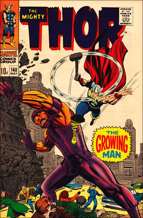 Thor (1966) 140-B by Marvel