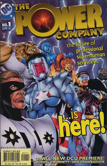 Power Company 1-A by DC