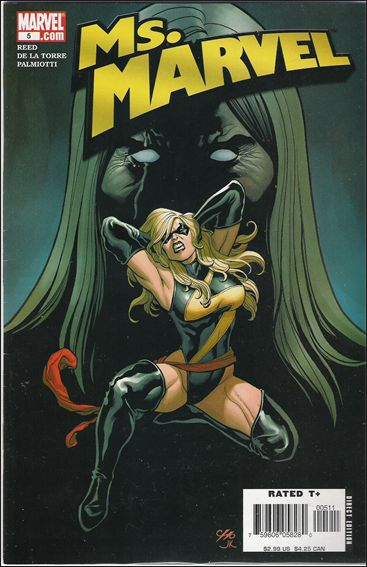 Ms. Marvel (2006) 5-A by Marvel