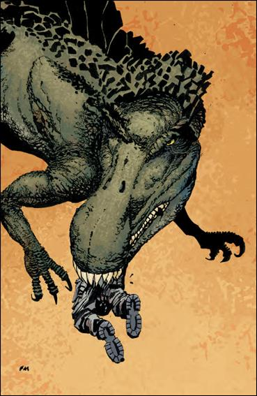 Jurassic Park (2010) 1-D by IDW