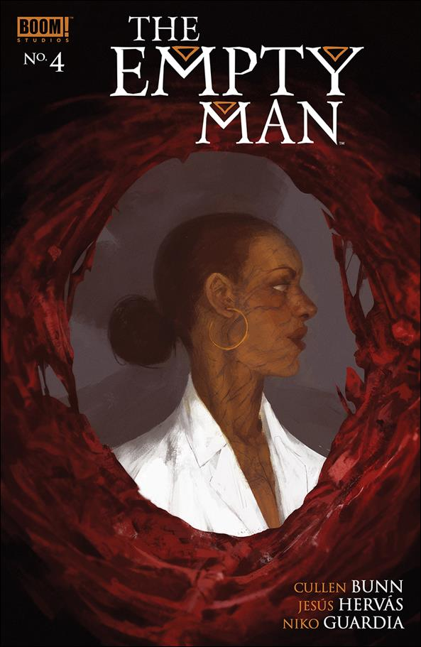 Empty Man (2018) 4-A by Boom! Studios
