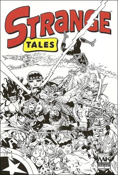 Strange Tales (2009) 1-B by Marvel