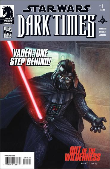 Star Wars: Dark Times - Out of the Wilderness 1-B by Dark Horse