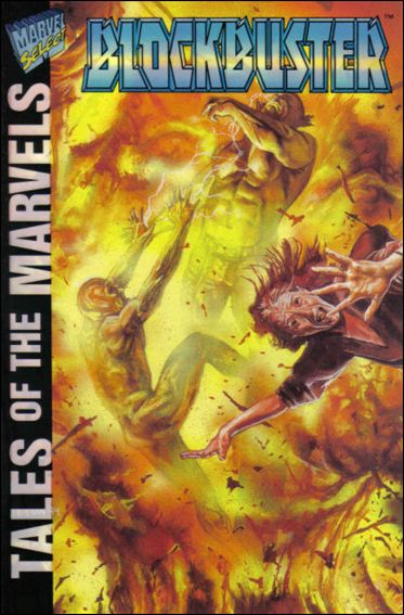 Tales of the Marvels: Blockbuster 1-A by Marvel