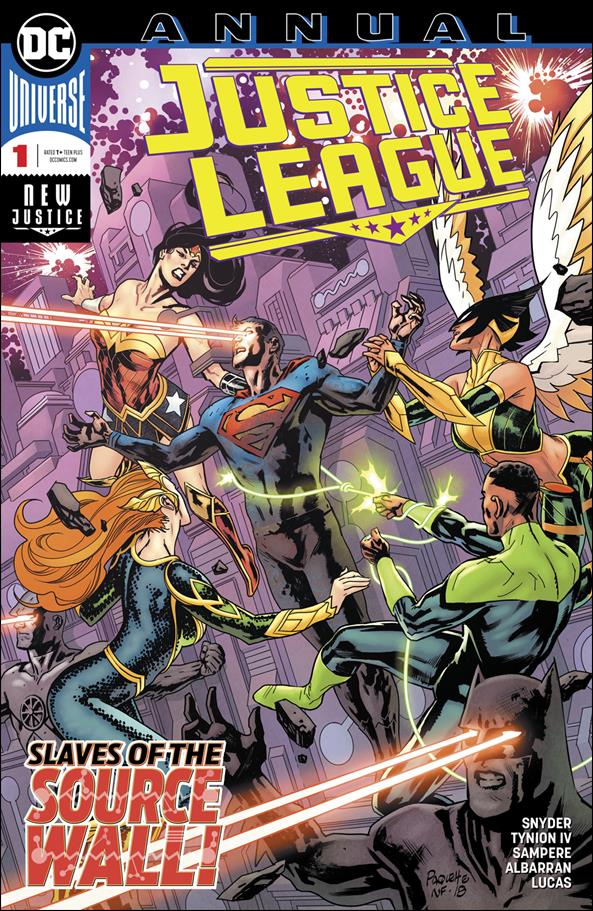 Justice League Annual (2019) 1-A by DC