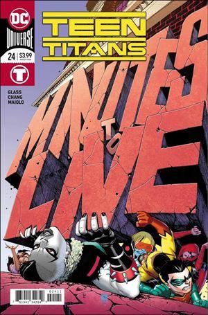 Teen Titans (2016) 24-A