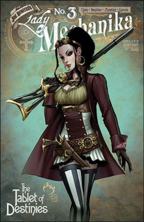 Lady Mechanika: The Tablet of Destinies 3-D