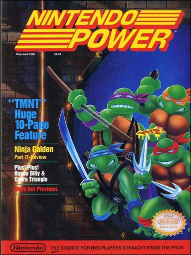 Nintendo Power 6-A by Future Publishing