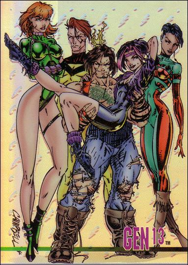 WildStorm: Set 1 (Holochrome Subset) C3-A by WildStorm
