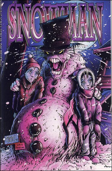 Snowman (1995) 2-A by Hall of Heroes