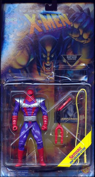 X-Men (Mutant Genesis Series) Senyaka by Toy Biz