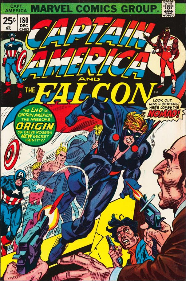 Captain America (1968) 180-A by Marvel