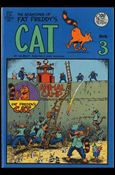 Adventures of Fat Freddy's Cat 3-H