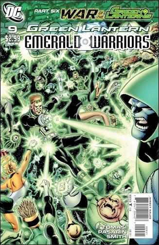 Green Lantern: Emerald Warriors 9-B by DC
