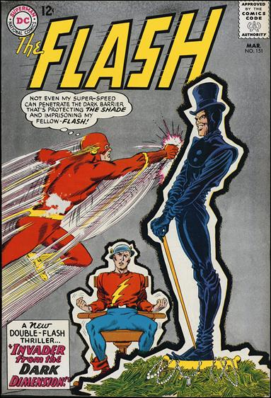 Flash (1959) 151-A by DC
