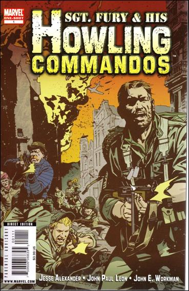 Sgt. Fury &  His Howling Commandos One-Shot 1-A by Marvel