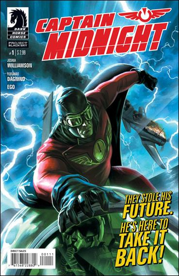 Captain Midnight (2013) 1-A by Dark Horse