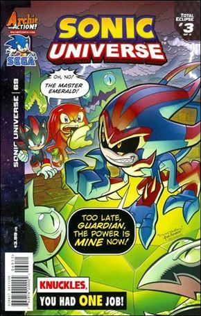 Sonic Universe 69-A