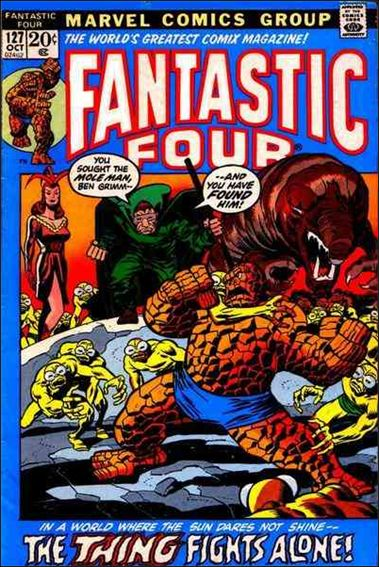 Fantastic Four (1961) 127-A by Marvel
