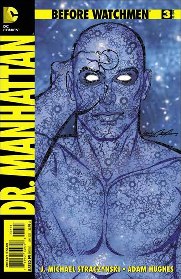 Before Watchmen: Dr. Manhattan 3-D by DC