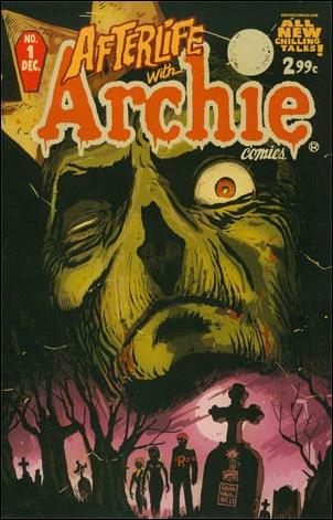 Afterlife with Archie 1-A by Archie