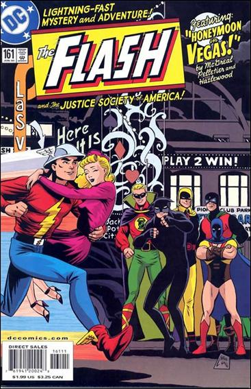 Flash (1987) 161-A by DC