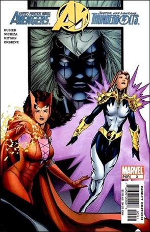 Avengers/Thunderbolts 2-A