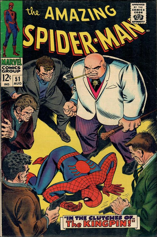 Amazing Spider-Man (1963) 51-A by Marvel