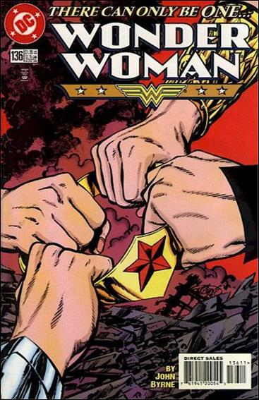 Wonder Woman (1987) 136-A by DC