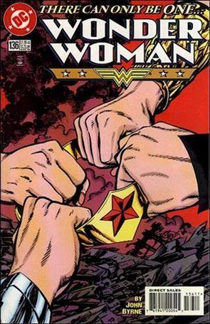 Wonder Woman (1987) 136-A
