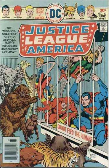 Justice League of America (1960) 131-A by DC