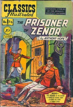 Classic Comics/Classics Illustrated 76-A