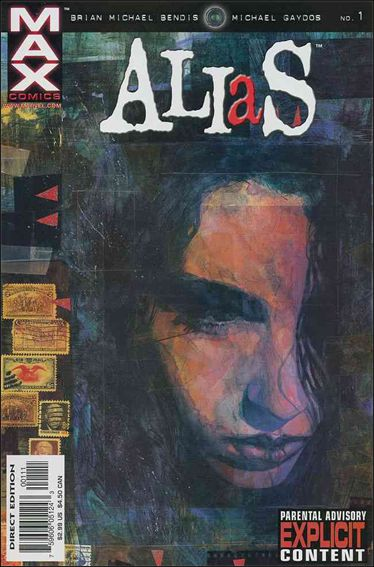 Alias (2001) 1-A by Max