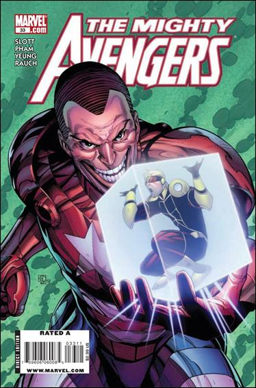 Mighty Avengers 33-A by Marvel
