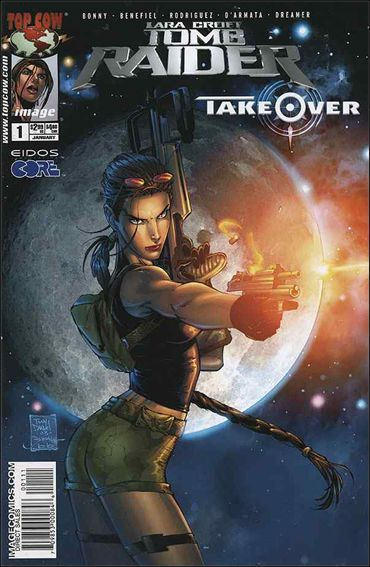 Tomb Raider: Takeover 1-A by Top Cow