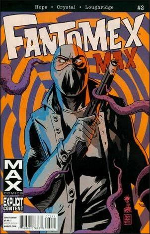 Fantomex Max 2-A by Max