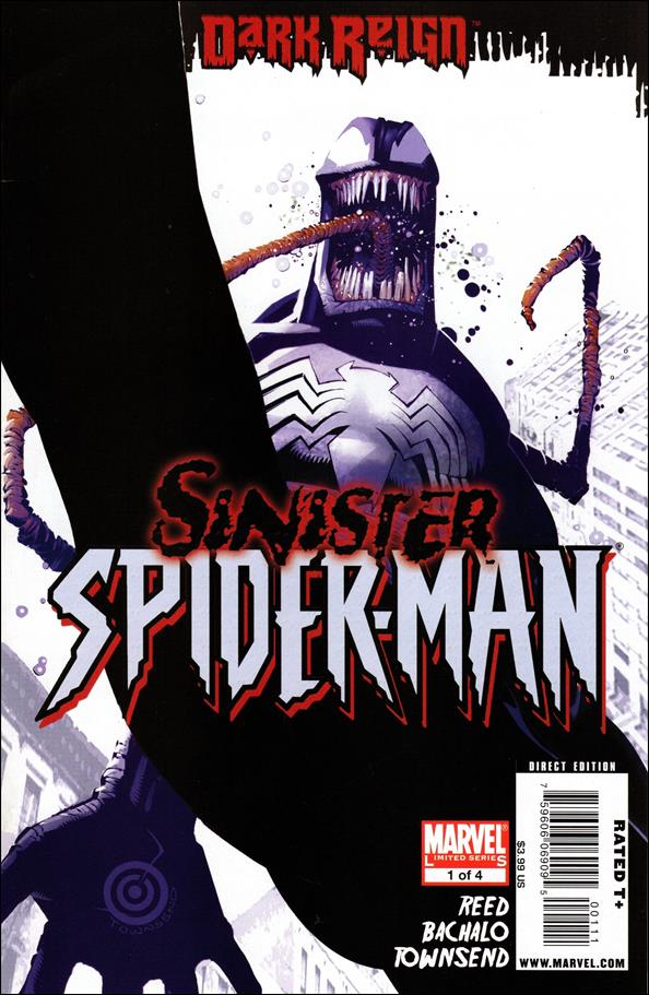 Dark Reign: The Sinister Spider-Man 1-A by Marvel