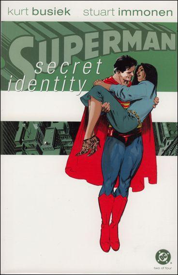 Superman: Secret Identity 2-A by DC