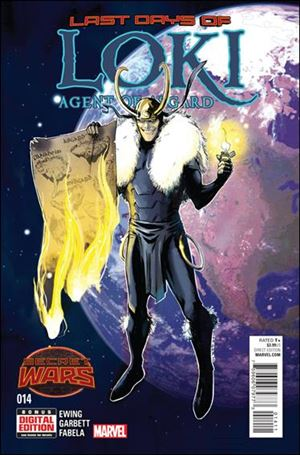 Loki: Agent of Asgard 14-A