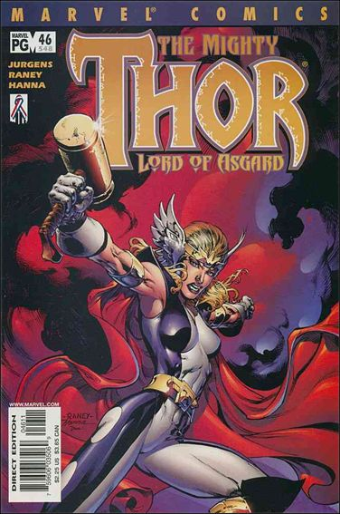 Thor (1998) 46-A by Marvel