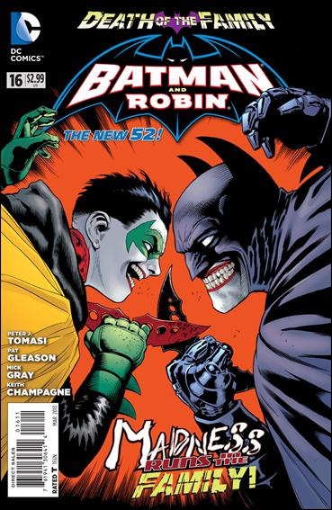 Batman and Robin (2011) 16-A by DC