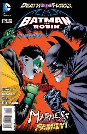 Batman and Robin (2011) 16-A