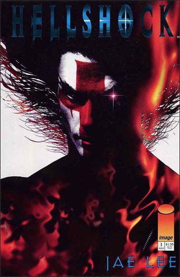 Hellshock (1994) 1-A by Image