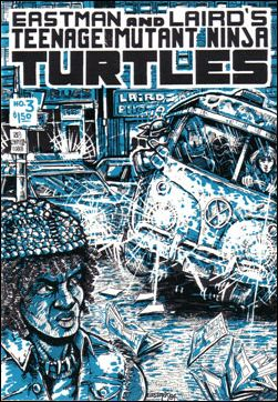 Teenage Mutant Ninja Turtles (1984) 3-C by Mirage