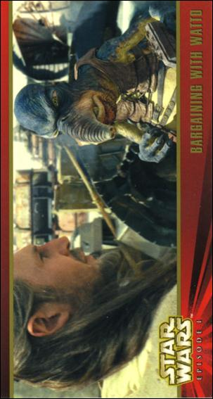 Star Wars: Episode I Widevision: Series 1 (Base Set) 25-A by Topps