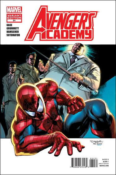 Avengers Academy 31-B by Marvel