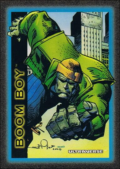 Ultraverse: Series 1 (Base Set) 6-A by SkyBox