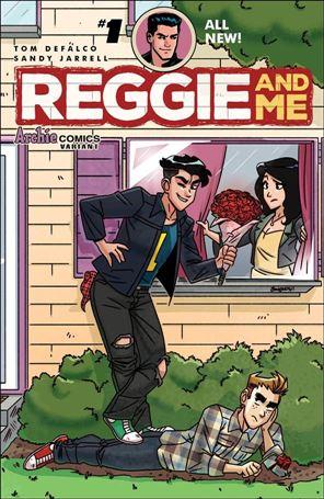 Reggie and Me (2017) 1-F