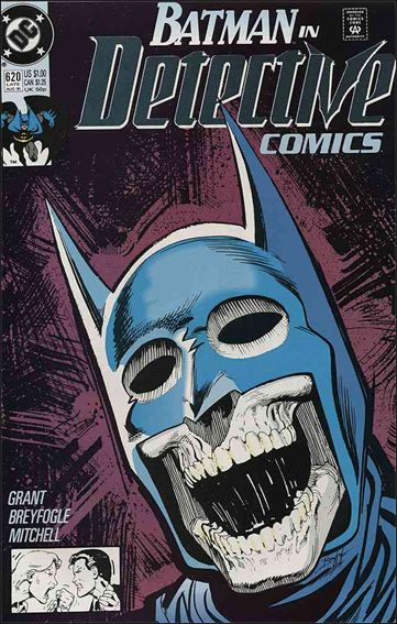 Detective Comics (1937) 620-A by DC